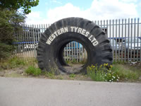 western tyres offices