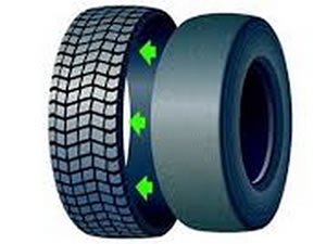 retreading tyres