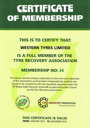 Tyre Recovery Association