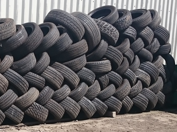 Tyre Recycling Western Tyres Ltd